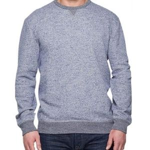 Weatherproof Original Heathered Blue Sweatshirt